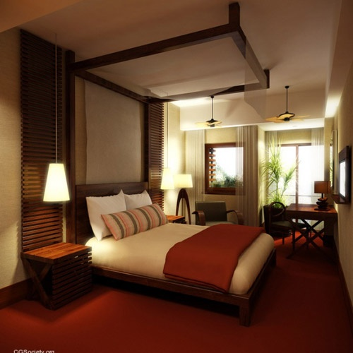 Hotel Bedroom Interior Design: 61 Best Amazing Hotel Rooms Images On Pinterest