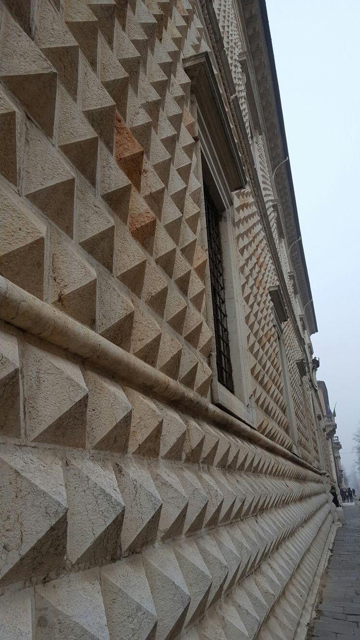 Palazzo dei Diamanti. Ferrara