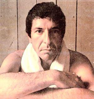 Leonard Cohen by Arnaud Maggs - June 1972