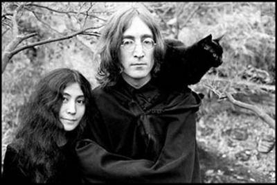 John and Joko with Cat…