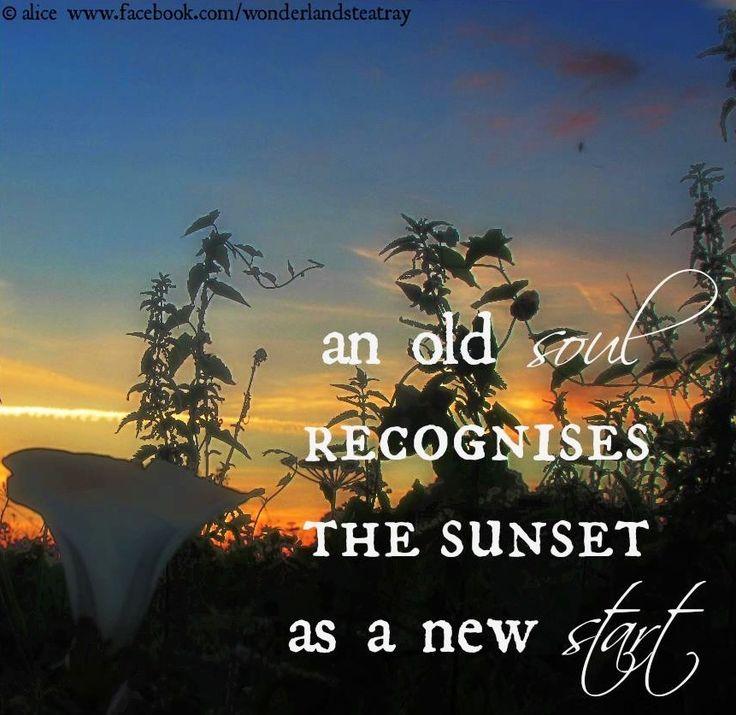 Sunset Is A New Beginning