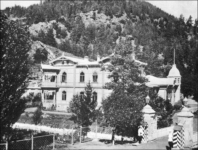 "Abbas Tuman ~ Home to Grand Duke Georgiy Alexandrovich Romanov of Russia. ""AL"""