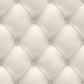 Dutch Exposed Warehouse behang ChesterfieldAdviesprijs ;per rol €32,95Afmetingen 10M lang ;x 53CM breedArtikelnummer: EW3004Patroon: 13,25CMKleur: grijs, crémeBehangplaksel: Perfax rozeKwaliteit: vliesbehang