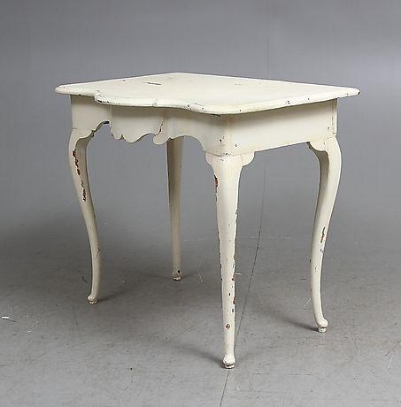 180993. BORD, rokoko, 1700-talet andra hälft. – Auctionet