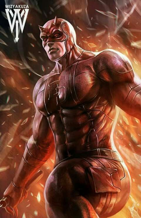 Matt Murdoch- Daredevil