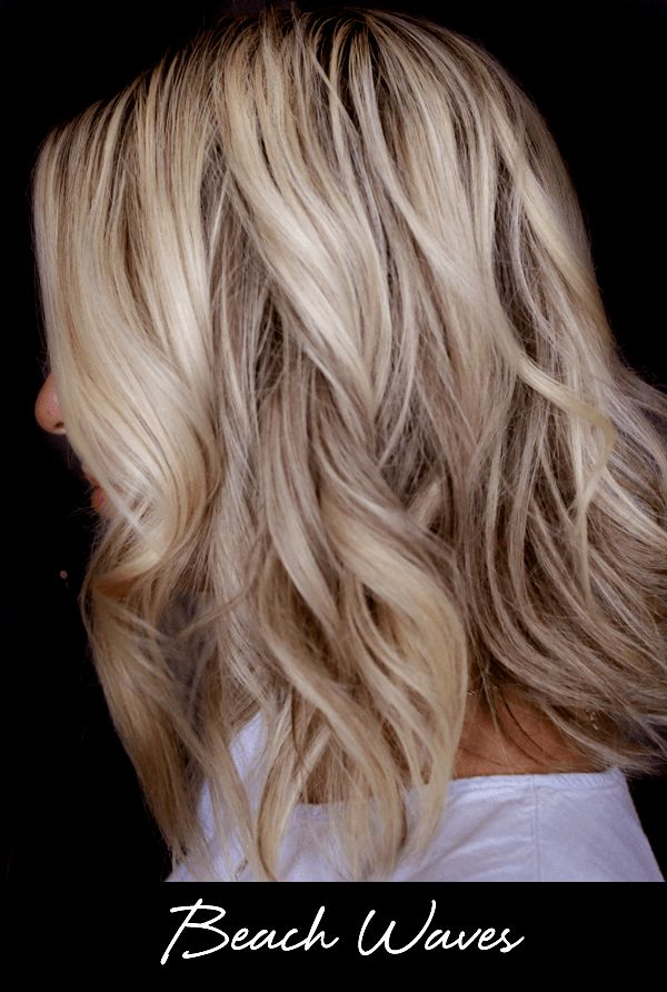 3 Ways To Style A Lob Hairstyles Lob Styling Hair