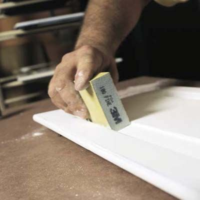 Photo: Brian Wilder | thisoldhouse.com | from Pro Secrets for Painting Kitchen Cabinets