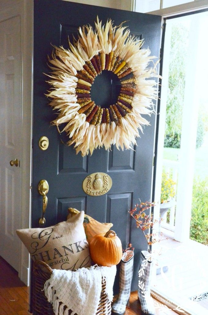10 Ideas to Make Your Home Fall Cozy