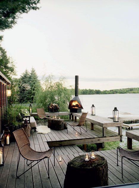7 skønne udendørs oaser - Boligliv