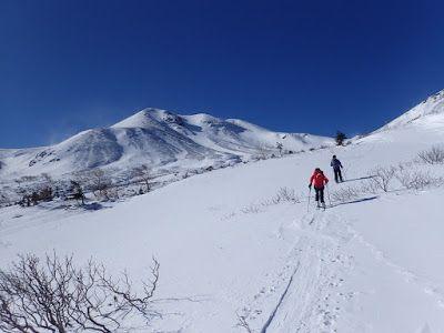 めっこ山岳会: 【山行報告】乗鞍 山スキー