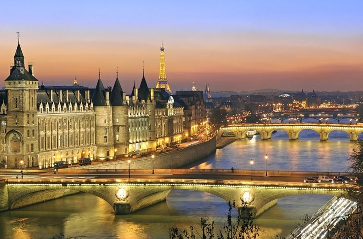Amazing Seine River Cruises From Paris France and also River Seine In France | Goventures.org