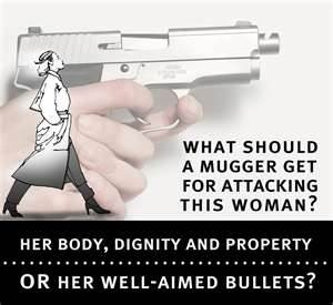 Self Defense is our right.