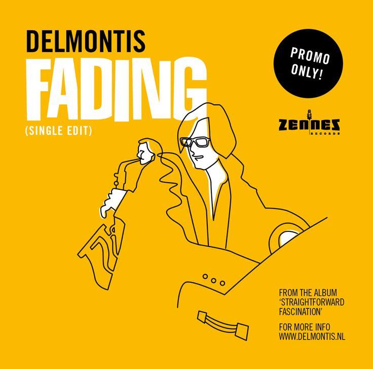 "Delmontis ""Fading"" (CD Single)"