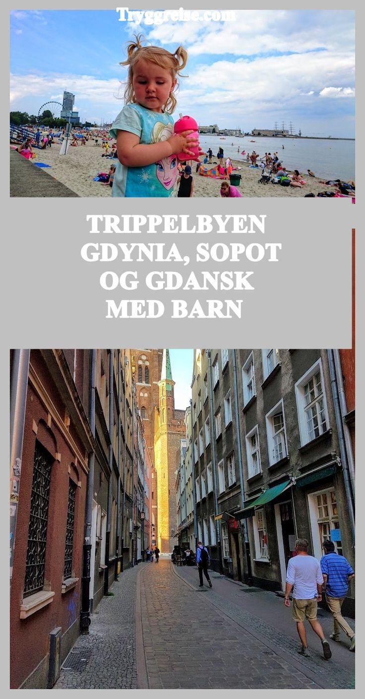 Her har vi samlet våre reisetips fra Trippelbyen Gdynia, Sopot og Gdansk.