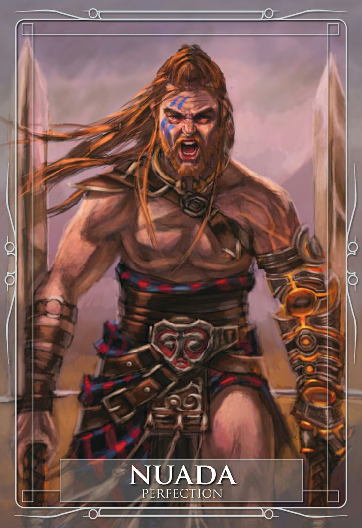 Nuada was an important figure in Celtic mythology. From his role as first leader of the Tuatha De Danaan (the term for the gods and goddesses who descended from the goddess Danu) to his involvement in legendary battles, Nuada played an essential part in Irish myth. Read on to learn more about this significant god.  According to mythology, at one point Nuada was the king of the Tuatha De Danaan. However, during the First Battle of Magh Tuiredh (which was fought by the Tuatha De and their…