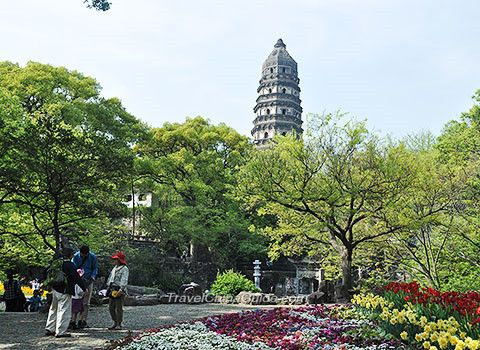 Suzhou Travel Guide: Tiger Hill