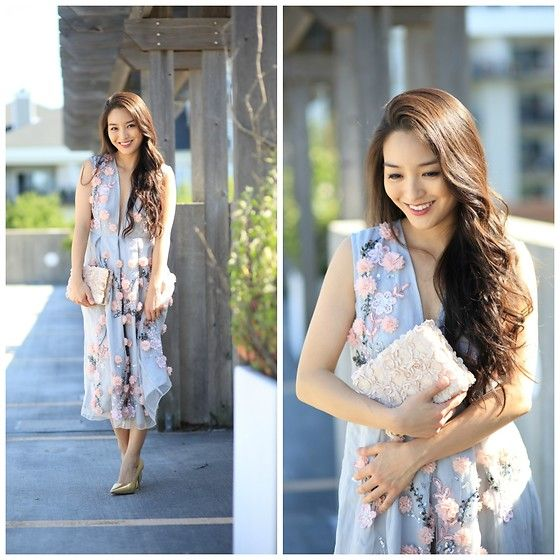 Get this look: http://lb.nu/look/8779461  More looks by Kimberly Kong: http://lb.nu/sensiblestylista  Items in this look:  Asos Embellished Dress   #chic #elegant #romantic #ootd #asian #korean #asos #formal #girly