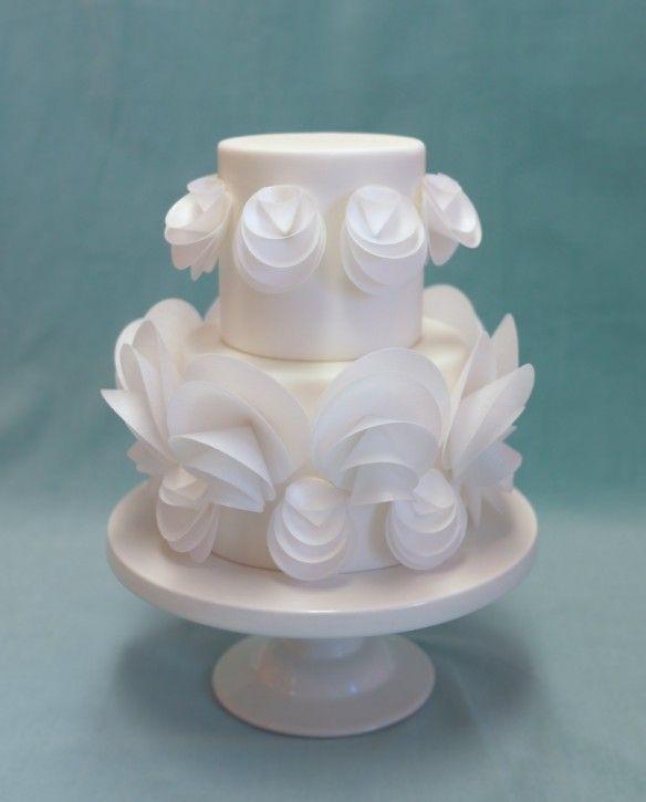 Brilliant cake maker! Arkitektonisk tårtkonst