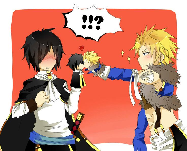 Fairy Tail Sting X Reader – HD Wallpapers