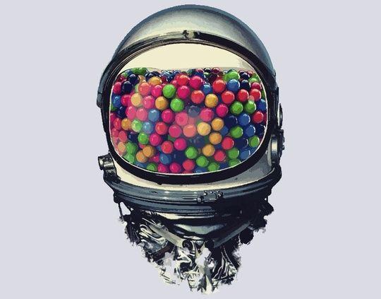 AstroGum by Danny Villarreal