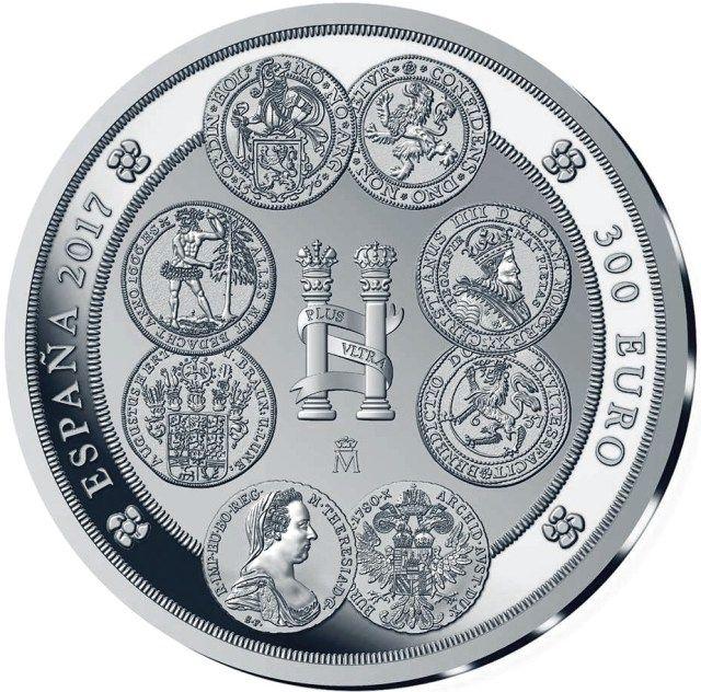 La FNMT emitirá su primera moneda de 1 kilo de plata pura