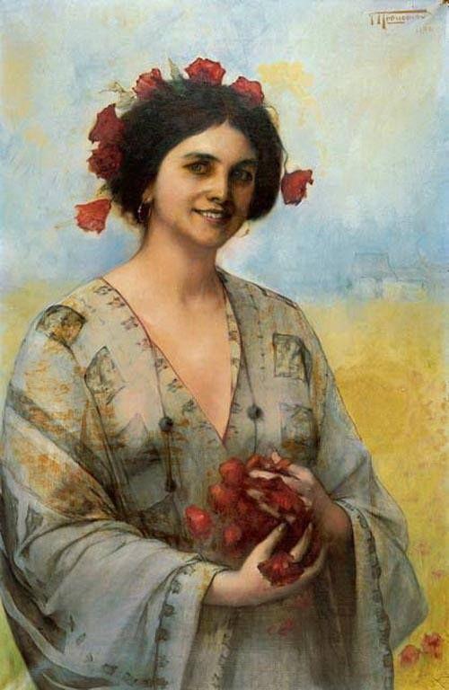 Γεώργιος Προκοπίου - Άνοιξη, 1904