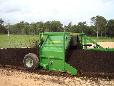 Compost Windrow Turner - Australian made Price : AU$48,178.90 (inc GST) AU$43,799.00 (exc GST)
