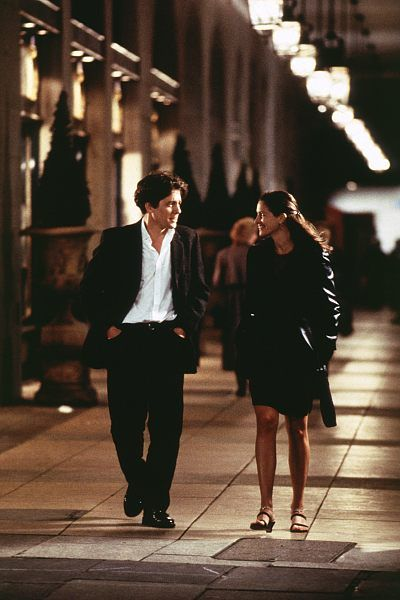 Notting Hill - Julia Roberts & Hugh Grant