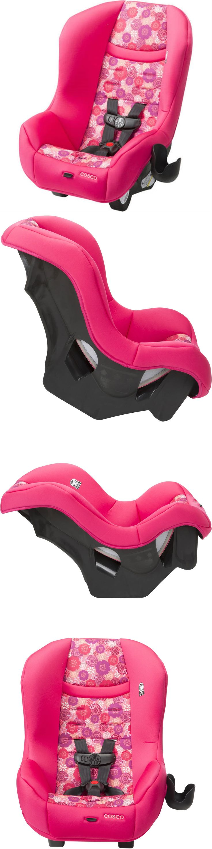 Convertible Car Seat 5-40lbs 66695: Baby Convertible Car Seats Pink Compact Infant Child Toddler -> BUY IT NOW ONLY: $44.7 on eBay!