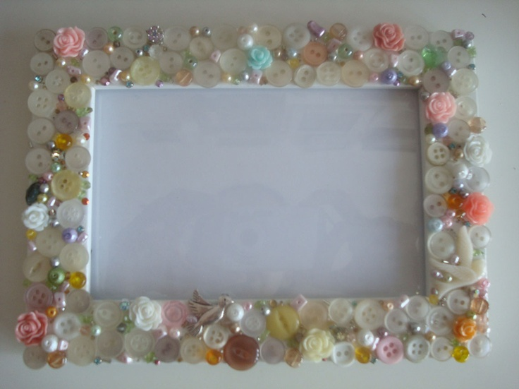 Hand Decorated Picture Frames Image collections - origami ...