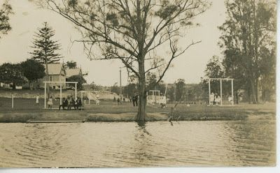 Riverside park - now Marrickville Golf Course