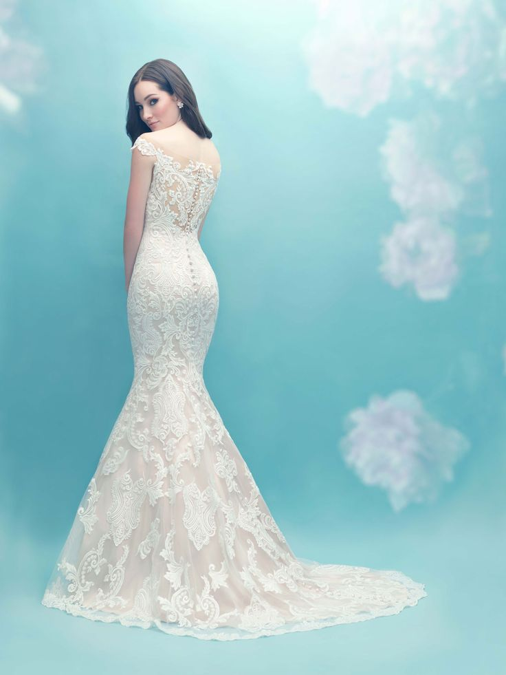 91 best All about the back wedding dresses images on Pinterest ...