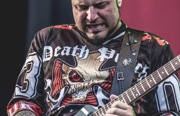 Bilder: Five Finger Death Punch @ Tons of Rock