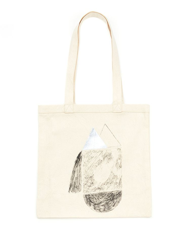 "[Center for COSMIC WONDER Online Store] ""Emblem"" ECO-BAG"