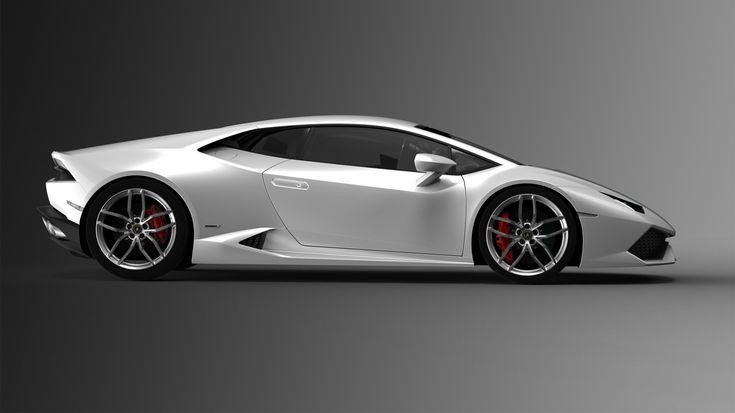 The Sensational NEW #Lamborghini Huracan Supercar Revealed! Hit the pic for more info...