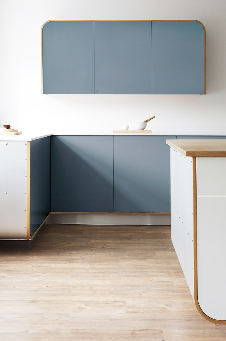 Crown emulsion grey putty ruthin decor - The New Air Range By Devol Kitchens
