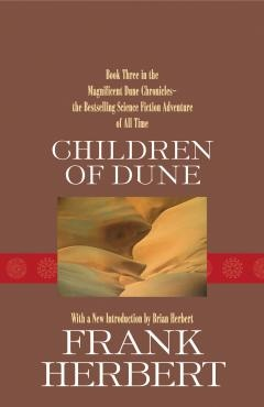 Book 3 of Dune. The story deepens, becomes (apparently) more complicated.