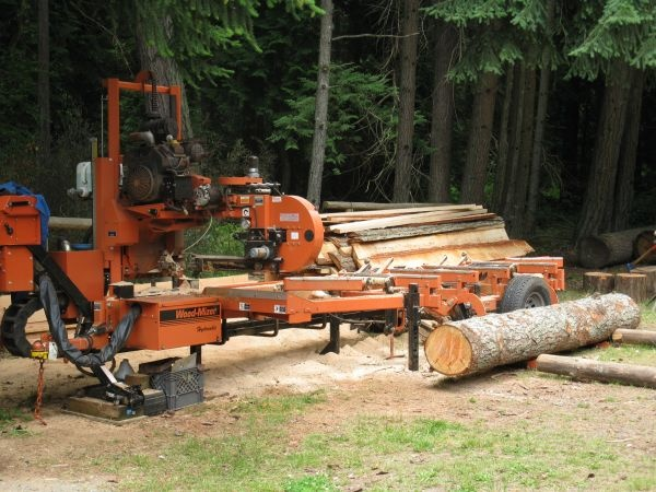 17 Best images about Sawmills & Wood Splitters on ...