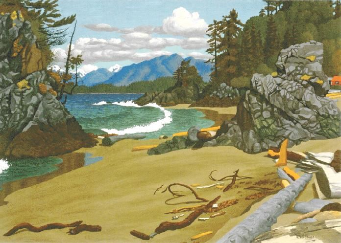 Purchase E.J. Hughes Art Cards in Multiples of 6 « E.J. Hughes