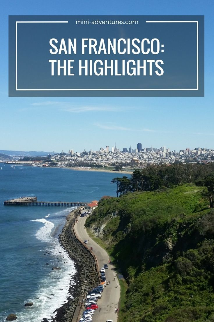 Visiting San Francisco, USA? Check out our essential places to see and things to do!