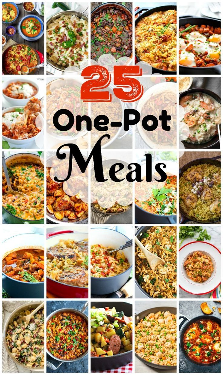 25 One-Pot Meals Perfect for Dinner Tonight | Parade