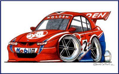 Australian V8 Supercars