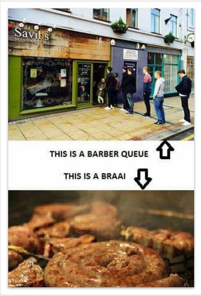 Local humour!