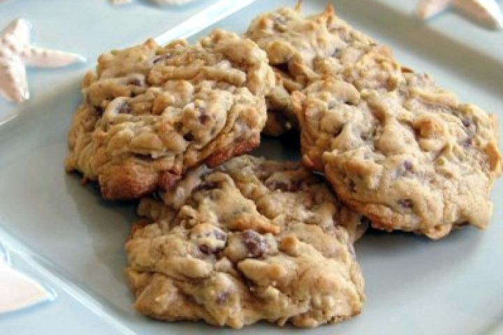 Healthy Cookies Recipe | clean eating | Pinterest