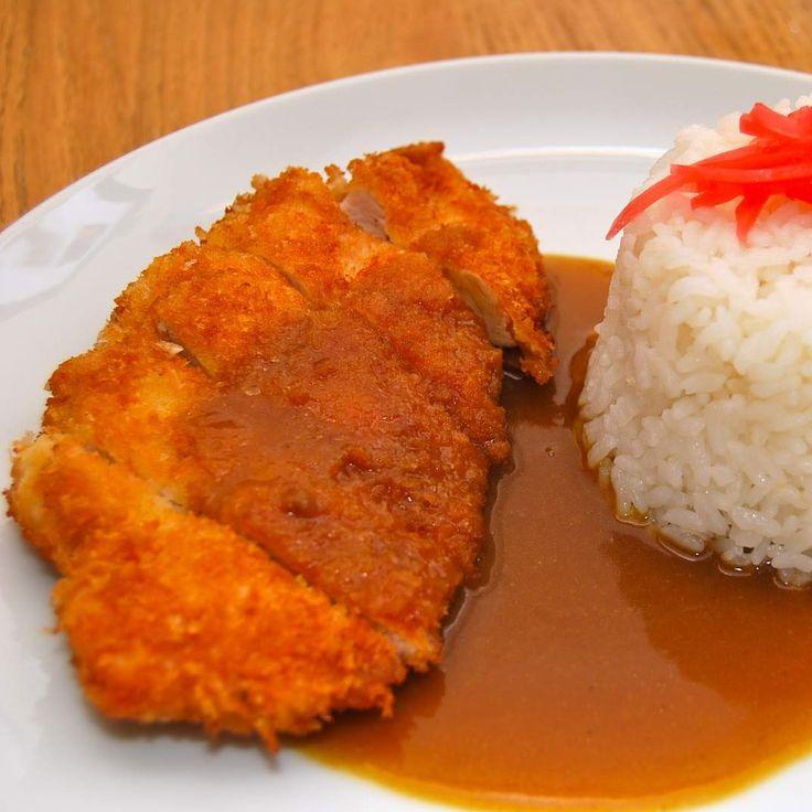Chicken Katsu Curry by manalis on www.recipecommunity.com.au