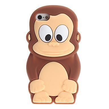 3D Monkey case for iphone5s-5(brown)http://www.e-boutique.gr/thikes-thikes-iphone5-thiki-iphone5-maimoudakikafe-p-211.html