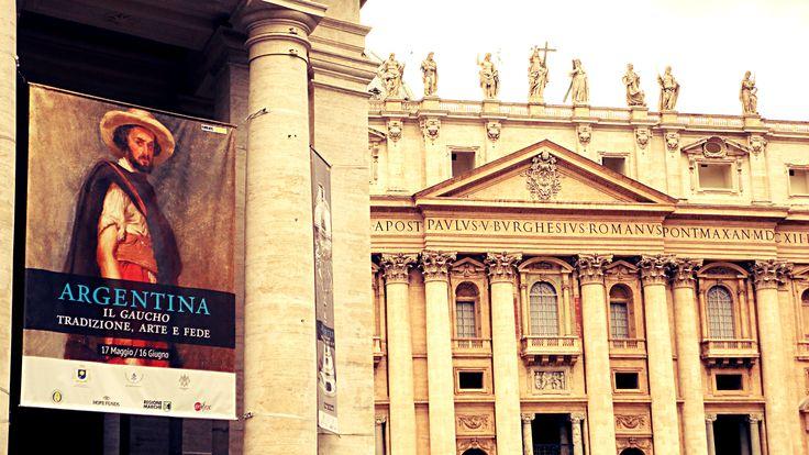 Plaza de San Pedro - Ciudad del Vaticano - Italia