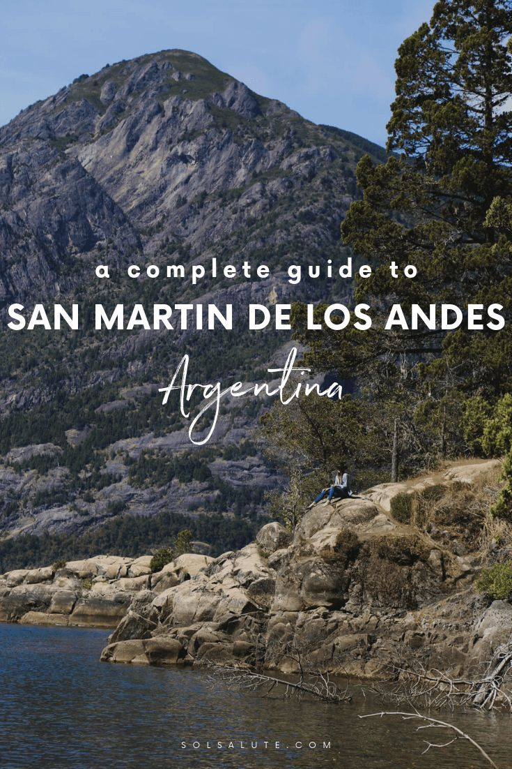 Things To Do In San Martin De Los Andes Argentina With Images