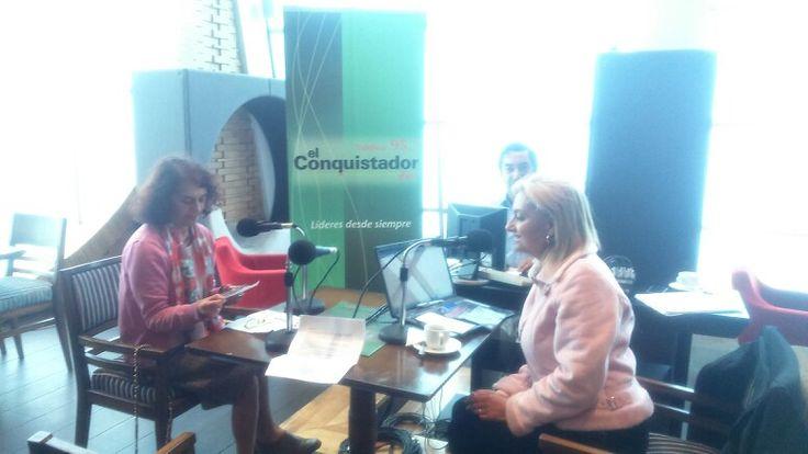 Programa de cultura radio el conquistador de Valdivia 95.7 Fm Viernes 9;30hrs