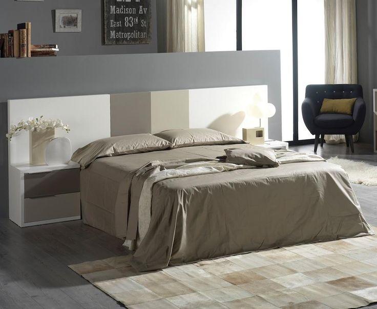 Pi di 25 fantastiche idee su parete dietro il letto su - Armadio dietro al letto ...